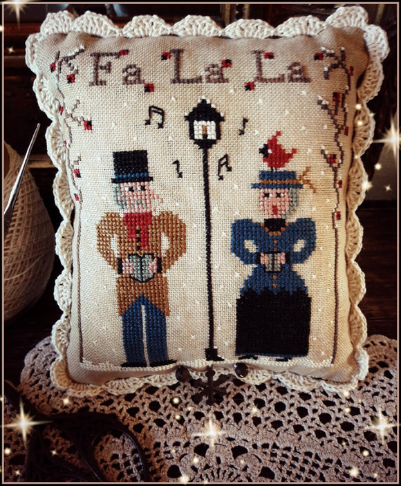 Fa La La (Christmas Carolers) | Fairy Wool in the Wood