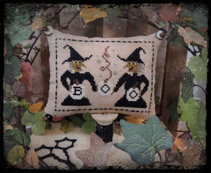 Witch Sisters | Fairy Wool in the Wood