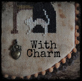 Don't Forget Me (with charm) | Fairy Wool in the Wood