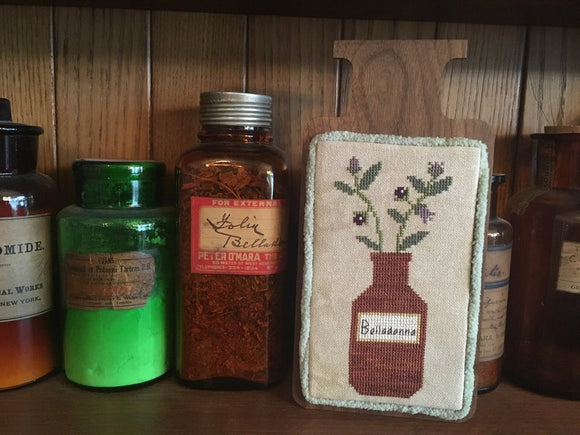 Belladonna - Perennial Potions #1 | Darling & Whimsy Designs