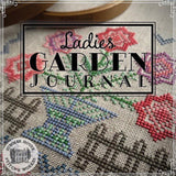 Ladies Garden Journal #1: Sweet William | Summer House Stitche Works Nashville 2020 Release