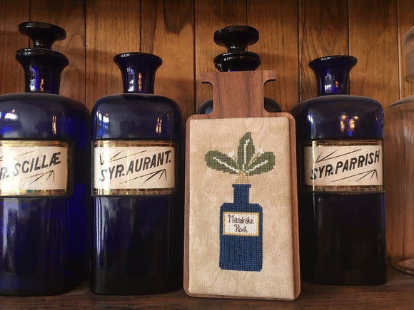 Mandrake - Perennial Potions #2 | Darling & Whimsy Designs