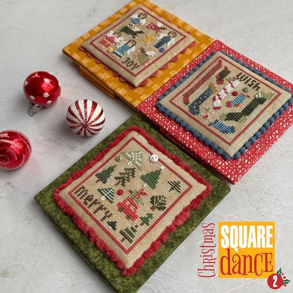 Christmas Square Dance Part 2 | Heart in Hand