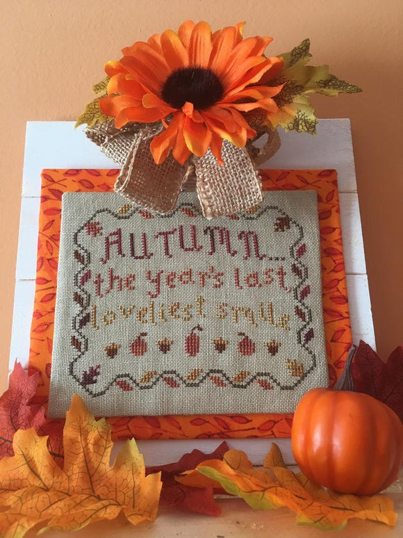 Ode to Autumn | Darling & Whimsy Designs