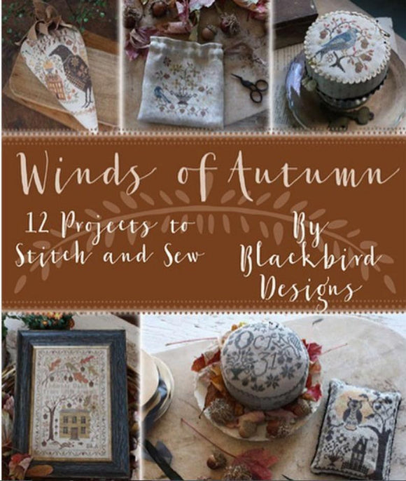 Winds of Autumn | Blackbird Designs