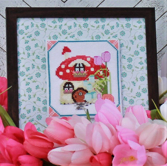 Pre-Order: Summer Cottage | Luhu Stitches - Needlework Expo