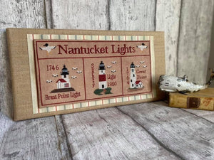 Pre-Order: Nantucket Lights | Mani Di Donna - Needlework Expo