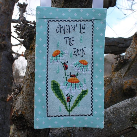 Pre-Order: Singin' in the Rain | Luhu Stitches - Needlework Expo