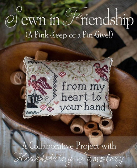 Sewn in Friendship | Plum Street Samplers Nashville 2020 Release