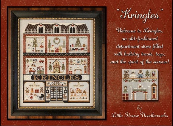 Kringles | Little House Needleworks Nashville 2020 Release