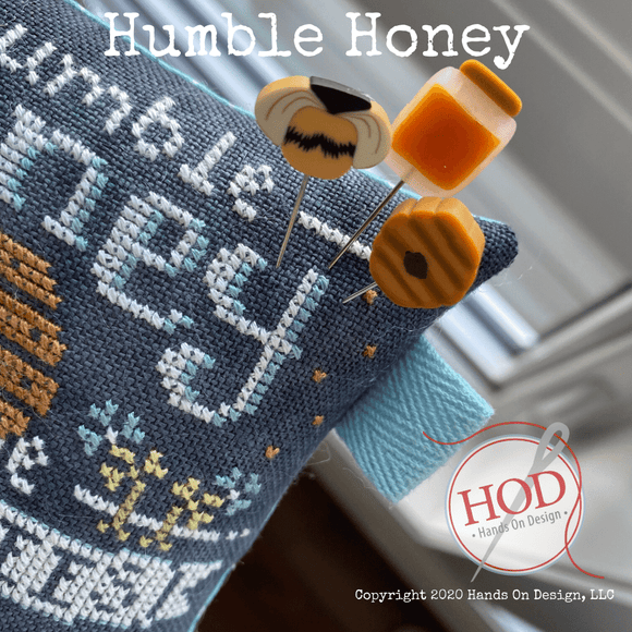 Humble Honey | Hands on Design Nashville 2020 Release