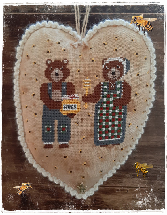 Pre-Order: You're My Honey | Fairy Wool in the Wood - Needlework Expo