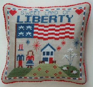 Liberty Pillow | Tiny Modernist