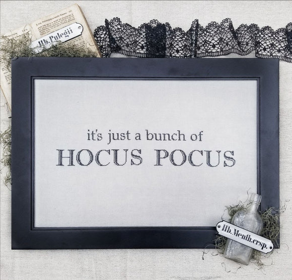 Hocus Pocus | Hello From Liz Mathews