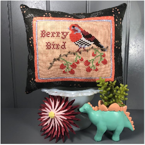 Berry Bird | Bendy Stitchy - Needlework Expo
