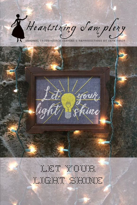 Pre-Order: Let Your Light Shine | Heartstring Samplery