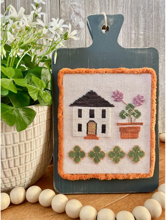 Pre-Order: Cloverdale Cottage | Petal Pusher - Needlework Expo