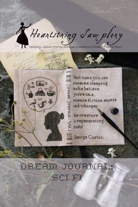Dream Journal Series | Heartstring Samplery