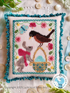 A Robin's Discovery | Luminous Fiber Arts Nashville 2020 Release