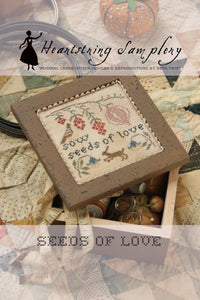 Seeds of Love | Heartstring Samplery