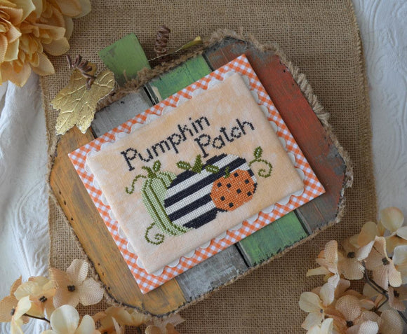 Pumpkin Patch | Annie Beez Folk Art