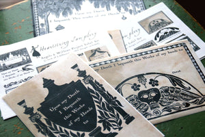 A Stitcher's Bequest Project Labels | Heartstring Samplery Nashville 2020 Exclusive