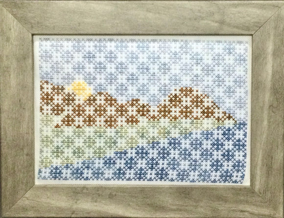 Pre-Order: Lake | Works by ABC - Needlework Expo