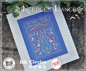 Needles Dance | Summer House Stitche Works, Hands on Design, & Ink Circles Collaboration