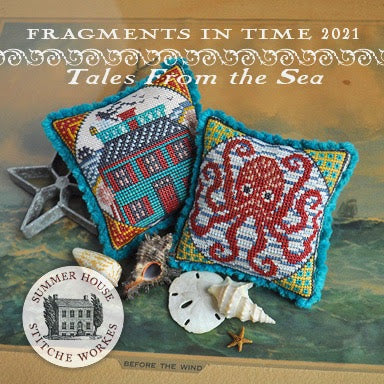 Fragments in Time 2021: Tales from the Sea | Summer House Stitche Works