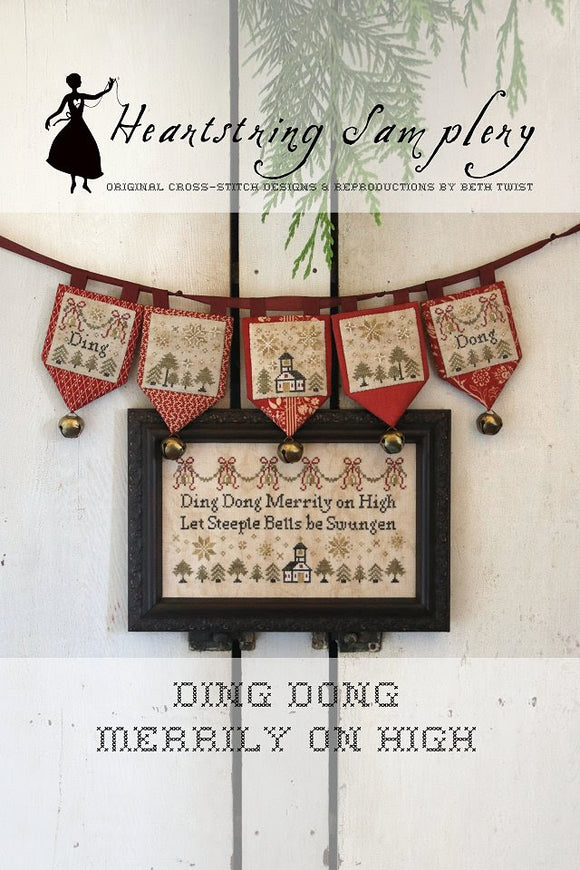 Pre-Order: Ding Dong Merrily on High | Heartstring Samplery
