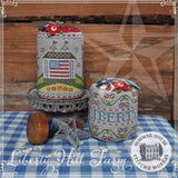Liberty Hill Farm Drum + Sulky Thread Pack | Summer House Stitche Works Nashville 2020 Release