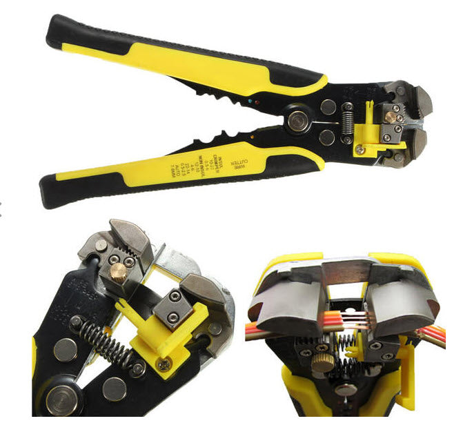 QuickX Best Ideal Wire And Cable Stripping Tool