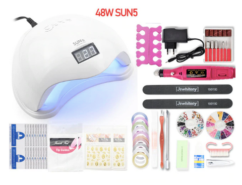 Mini Kit for Manicure