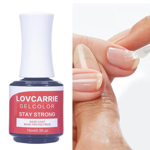 Strong Base Coat for Nails