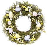Easter decoration Front Door Wreath