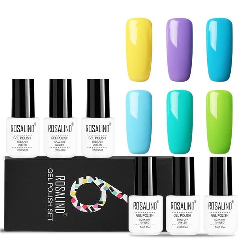 ROSALIND Gel Polish Set