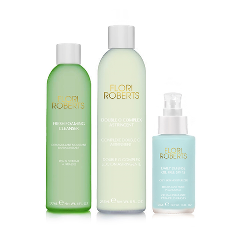 Skincare Set For Acne Prone Skin - Expressionz Studio