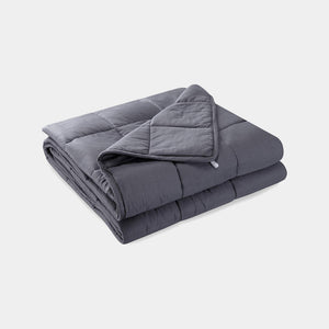 Aurora: The Self-Cleaning Weighted Blanket For Better Sleep