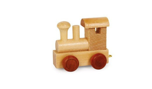 Wooden Personalised Train