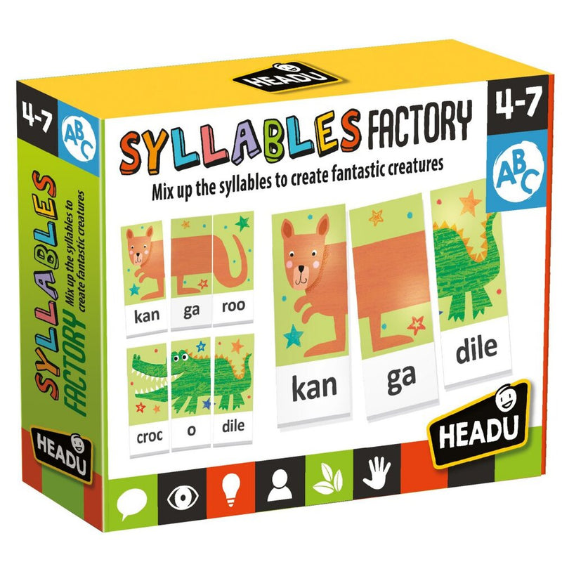 Syllables Factory