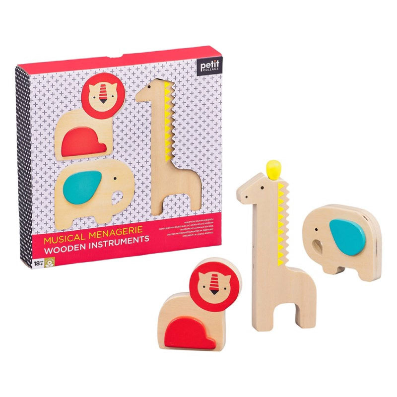 Musical Menagerie Set