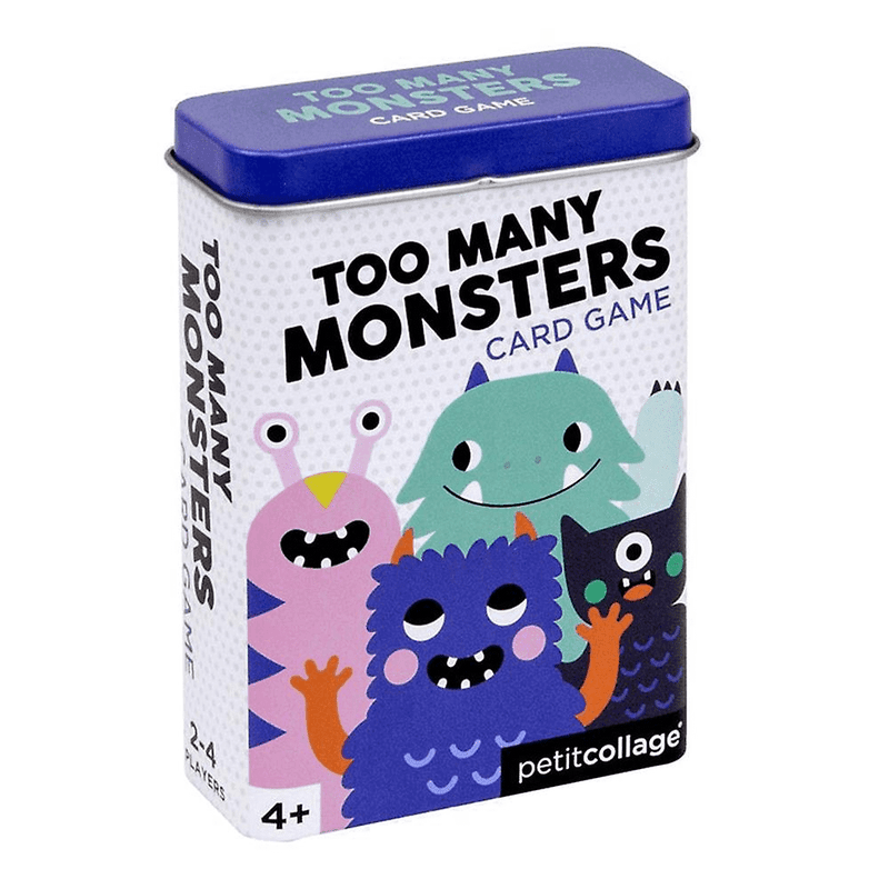 Too Many Monsters Card Game