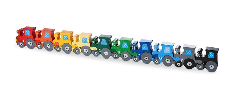 Tractor Row Number Puzzle
