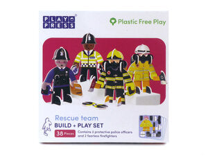 Rescue Team Pop-Out Playset