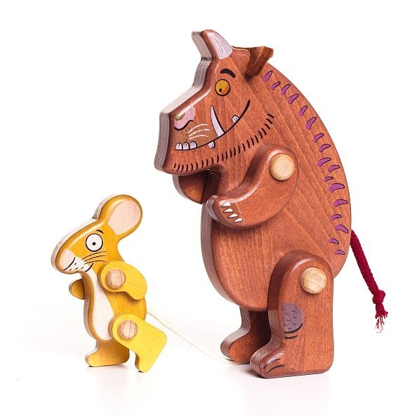Gruffalo and Mouse Figure