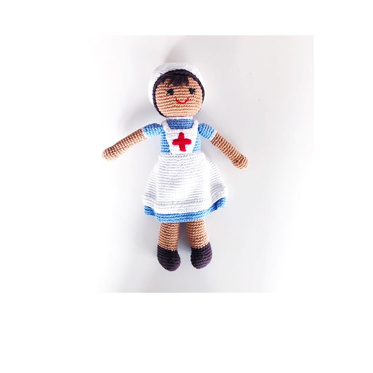Nurse Soft Toy
