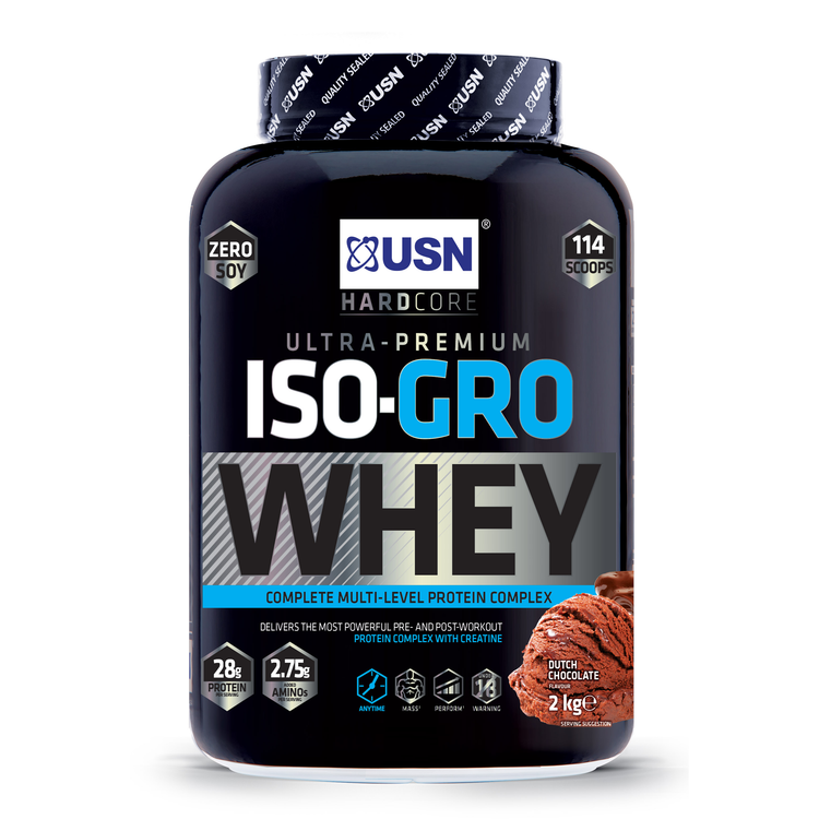 Load image into Gallery viewer, ISO-GRO Whey