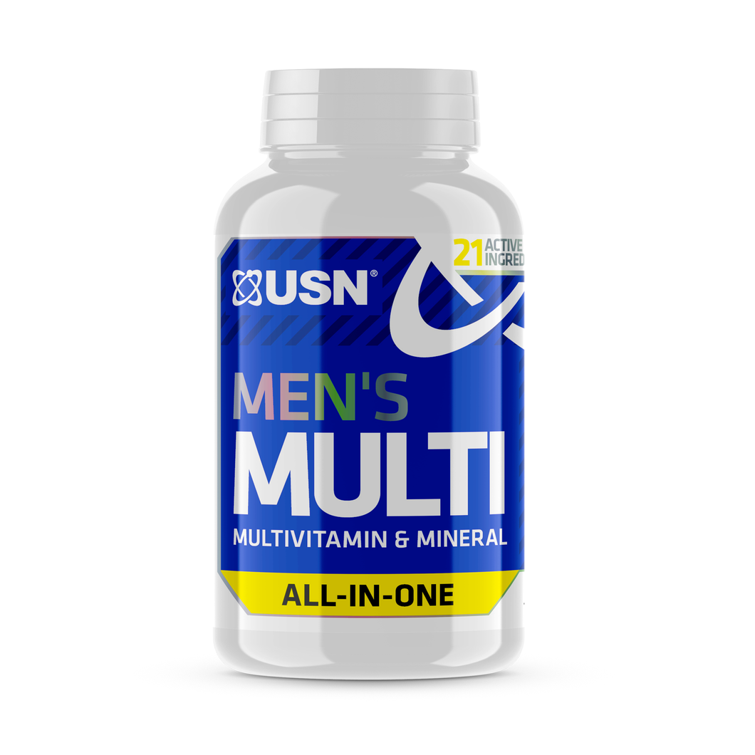 Multi Vitamins For Men