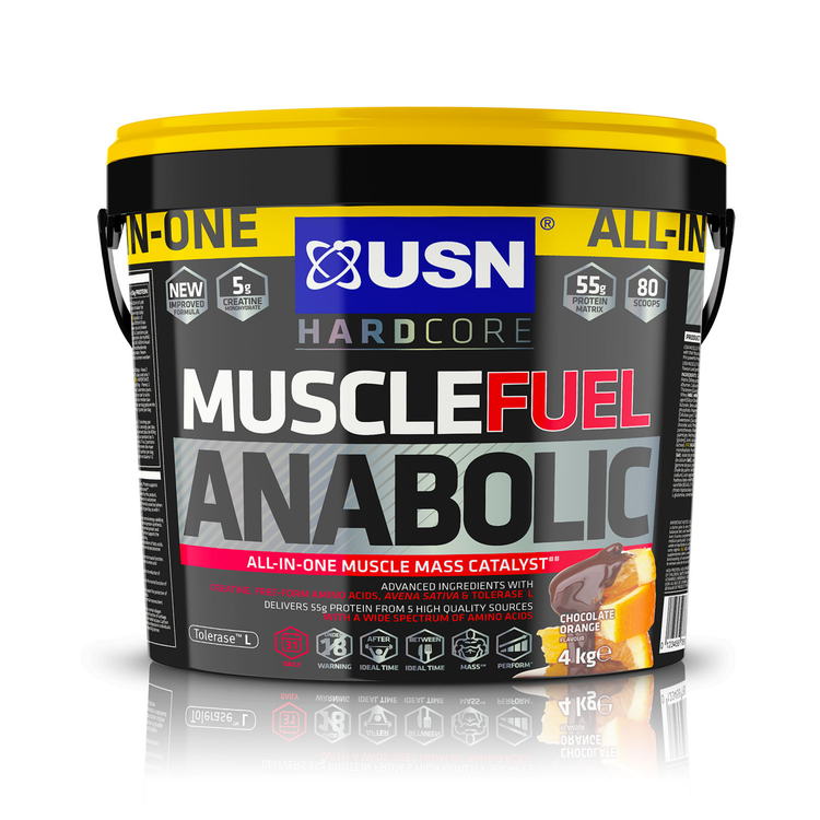 Load image into Gallery viewer, Muscle Fuel Anabolic