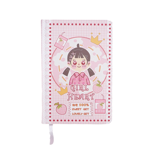 Carnet de Notes Girly
